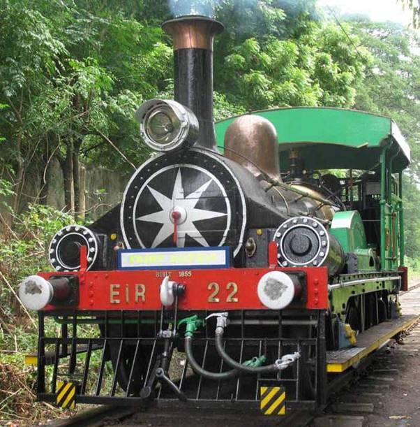 World's Oldest Working Steam Engine 'Fairy Queen' Ready to Haul Heritage Train OnceAgain