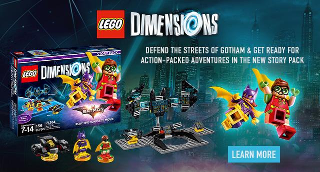 LEGOLAND® Discovery Centre Toronto to Celebrate The LEGO® Batman™ Movie With Special EventWeekends