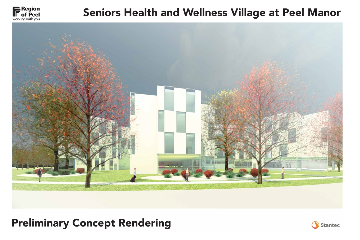 Peel Manor project a win for City, healthcare and seniors