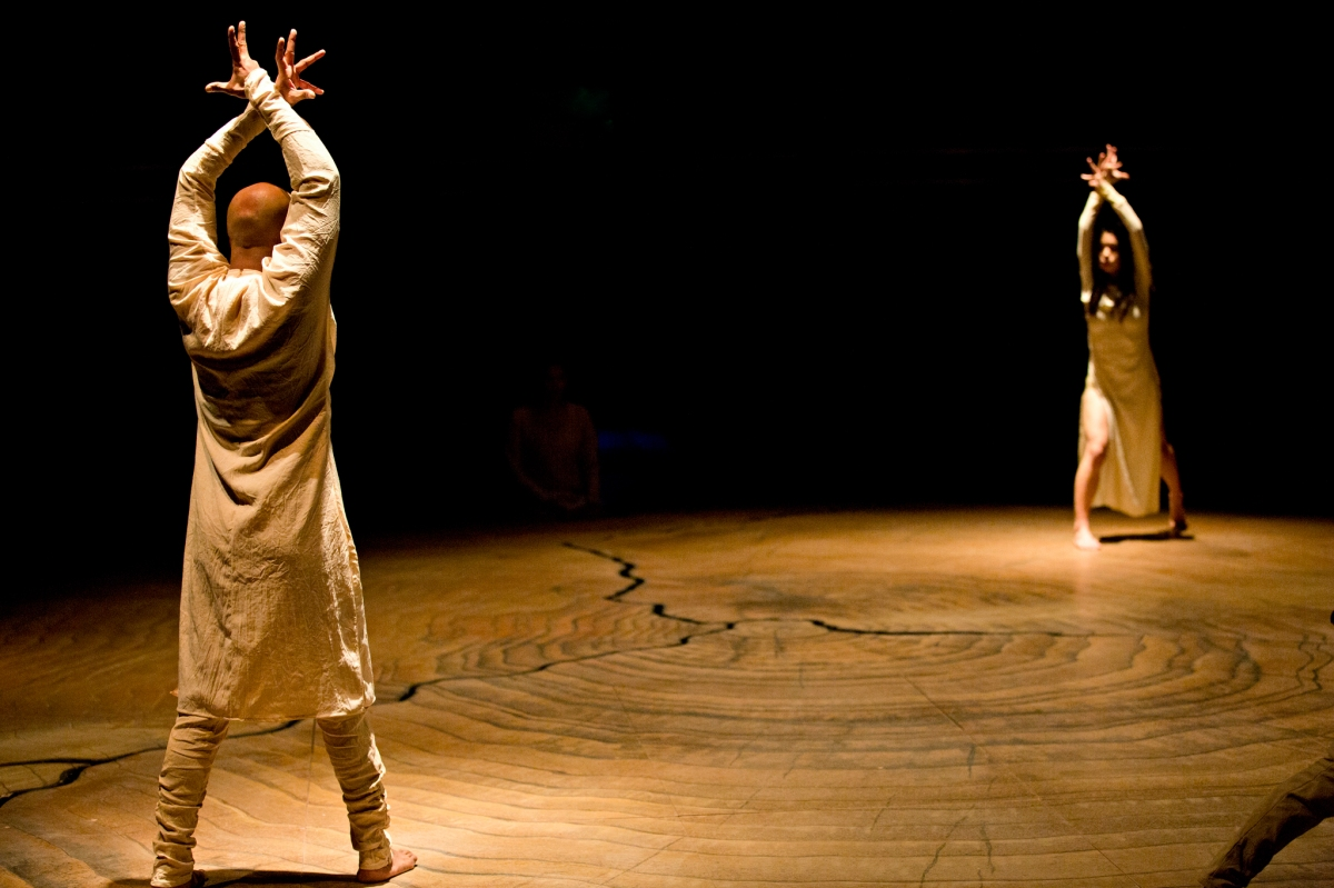 Akram Khan's Until the Lions Roars at Luminato Festival in Toronto!