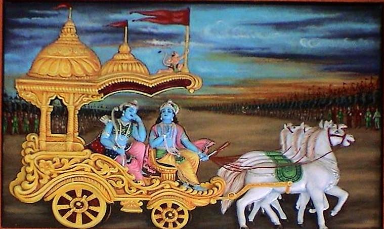 Harvard Teaching Ramayana Amp Mahabharata