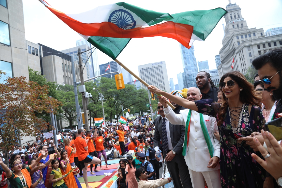 India @70 : Grand Parade & Celebrations!