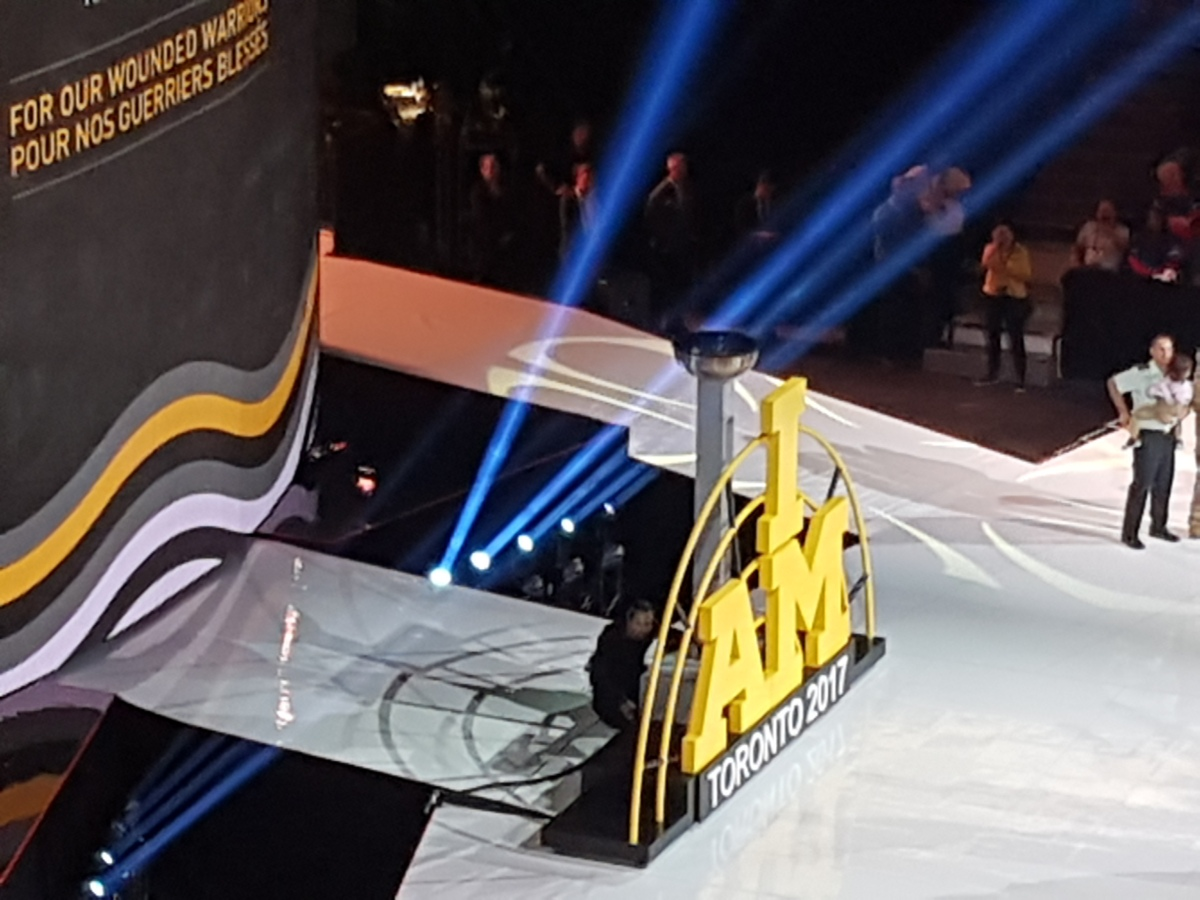 Invictus Games 2017 Opening Ceremony: Fusion of Salutations and Celebrations!