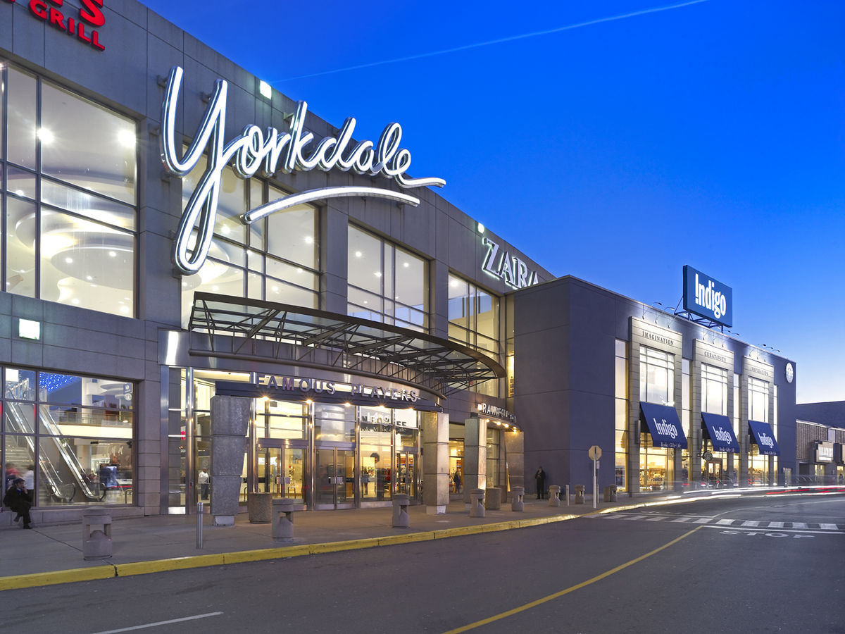 yorkdale shopping centre to hold a hiring event