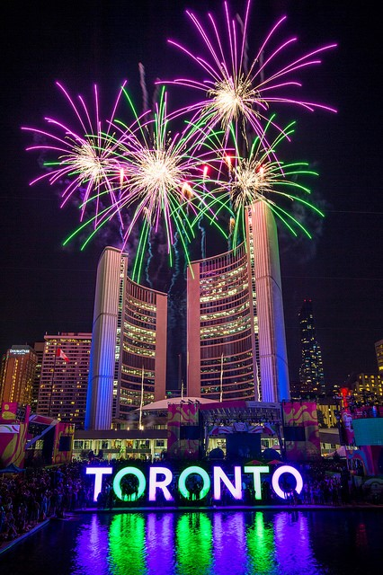 Toronto S Largest New Year S Eve Celebration To Take Place