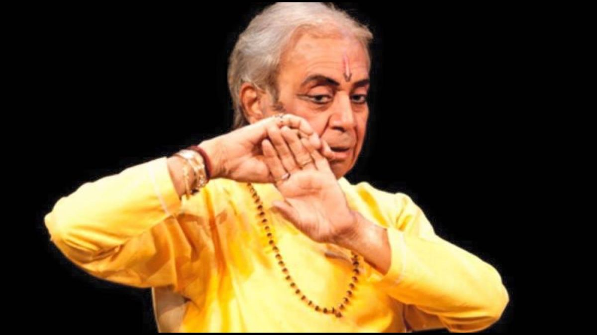 TORONTO DANCE CONNOISSEURS GET THE RARE OPPORTUNITY TO TRAIN WITH THE LEGENDARY PANDIT BIRJU MAHARAJ
