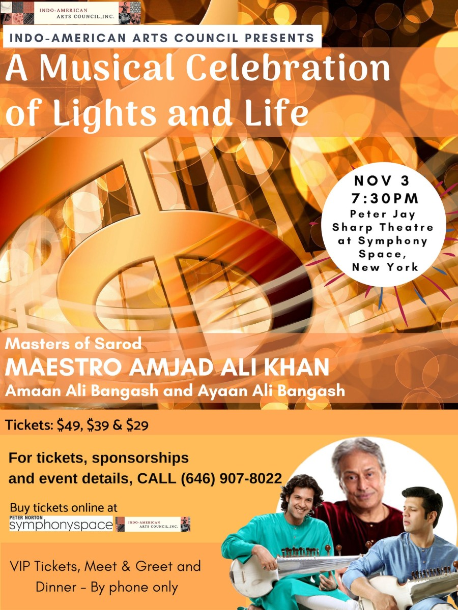 A Musical Celebration of Lights & Life