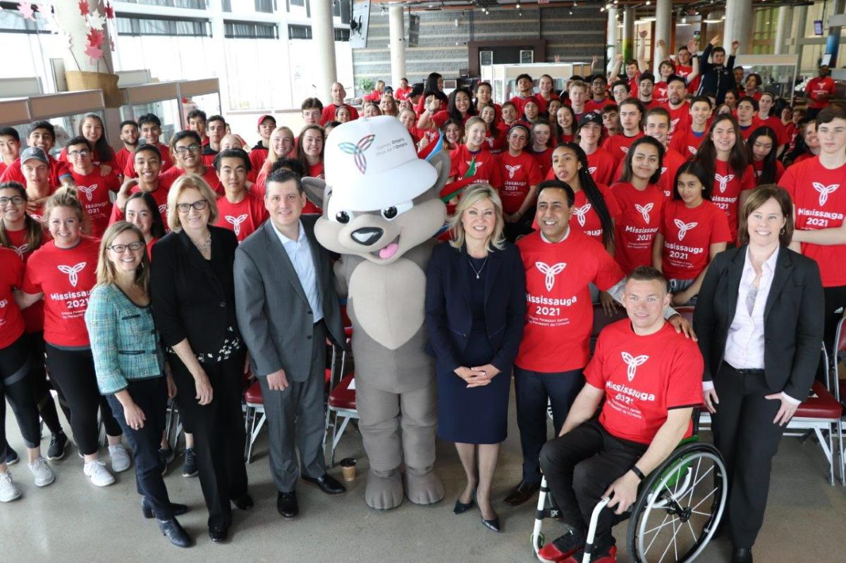 Mississauga to Host 2021 Ontario Parasport Games